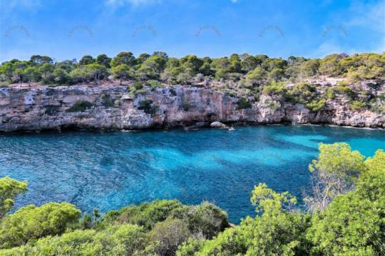 Mallorca Cala Pi Foto