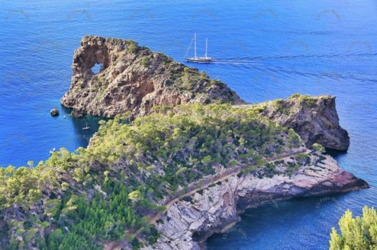 Felsen Mallorca