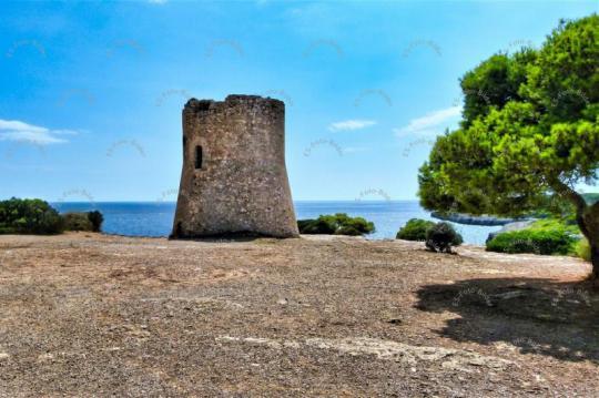 Turm von Cala Pi Mallorca