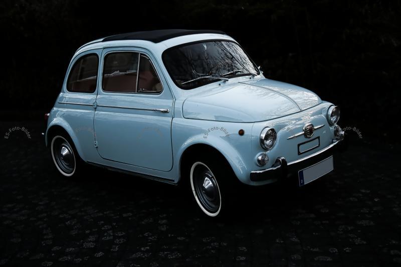 Fiat 500 D Oldtimer
