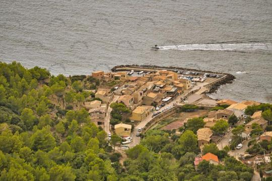 Hafen Port de Valldemossa Foto Bild