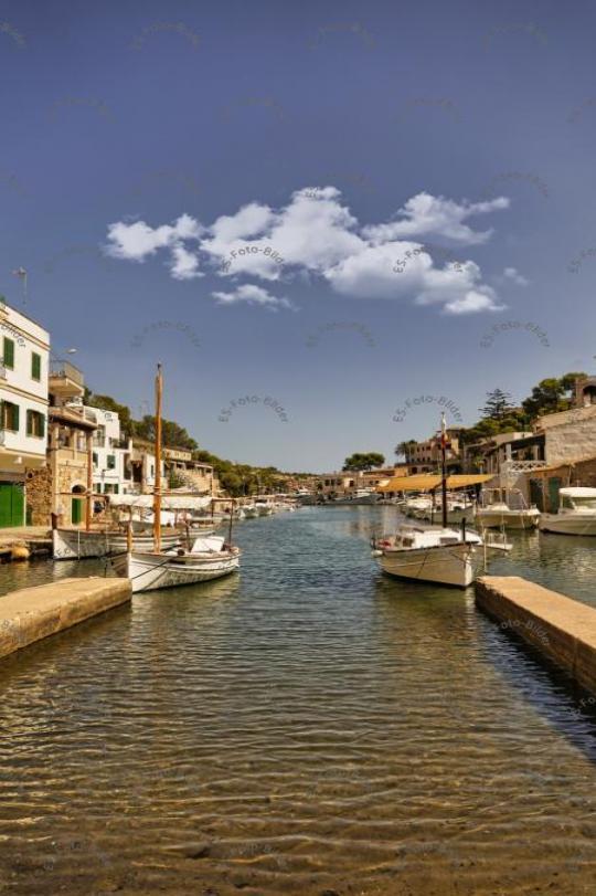 Cala Figuera Mallorca Foto Bild